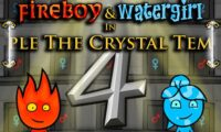 Fireboy and Watergirl 4 Crystal Temple Game