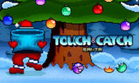 Touch and Catch Santa